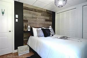 Chambre Pour Ado : bois de grange pour la chambre d 39 ado martine bourdon d coratrice d 39 int rieur ~ Farleysfitness.com Idées de Décoration