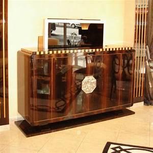 Meuble Art Deco Occasion : mobilier art d co meubles sur mesure hifigeny ~ Teatrodelosmanantiales.com Idées de Décoration