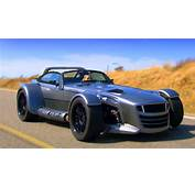 Vicki Tests The Donkervoort D8 GTO  Fifth Gear YouTube