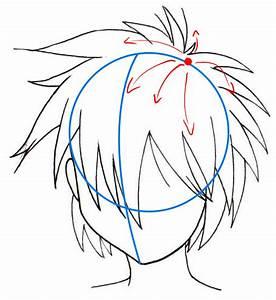 Coiffure Manga Garçon : comment dessiner les cheveux lamangaka335 ~ Medecine-chirurgie-esthetiques.com Avis de Voitures