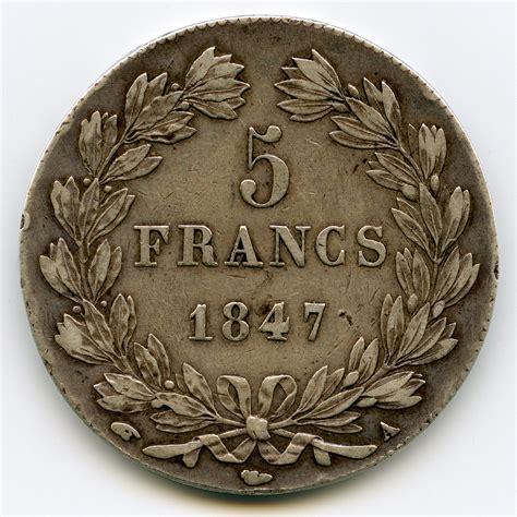 bureau de change rennes 35 louis philippe ier 5 francs satirique