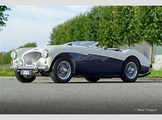 Austin Healey 1004 'Le Mans', 1955 Welcome to