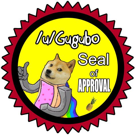 seal  approval       post