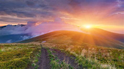 frueh aufstehen lohnt sich freude  fruehen bergtouren