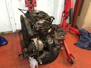 Vw Golf Mk2 1 6 Td Gtd Sb Engine