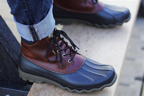 The 8 Best Duck Boots For Men Hiconsumption