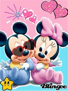 mickey and minnie mouse! Picture #128161204 | Blingee.com