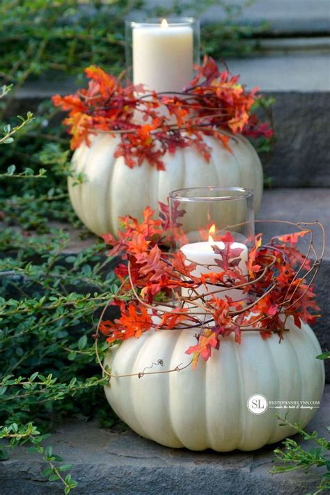 ways  decorate  leaves  fall southern living