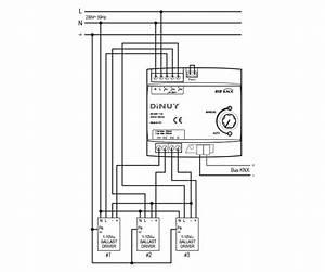 Modular Dimmer 1  10vdc - Re Knt 110