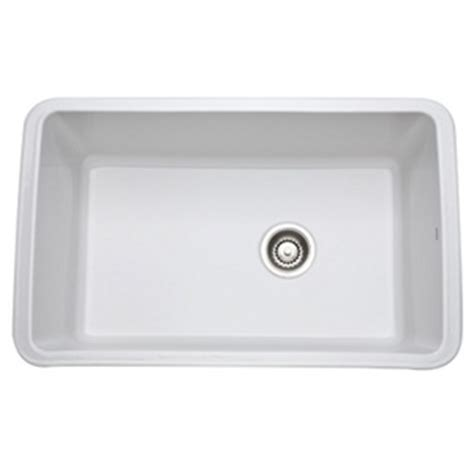 white undermount kitchen sinks single bowl r630700 allia white color undermount single bowl kitchen 2116