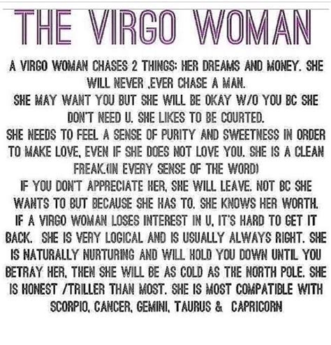 quotes about virgo woman quotesgram