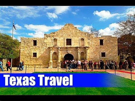 List Of 10 Texas Tourist Attractions Youtube