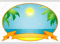 Tropical vacation clipart Clipground