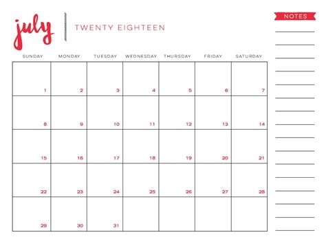 aqua desk 2018 all 12 months printable calendars calendarbuzz