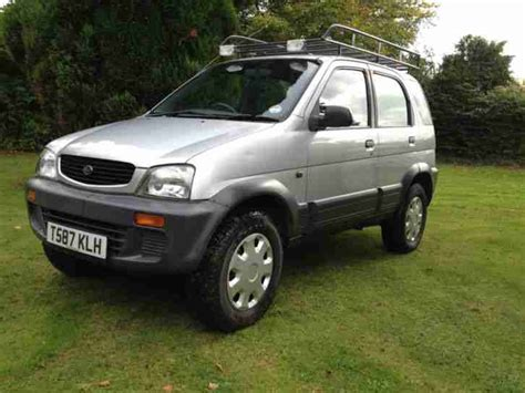 Daihatsu Terios 99. T Reg. 1.3 Manual Petrol. 4x4. New