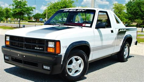 Muscle Truck: 1989 Dodge Dakota Shelby