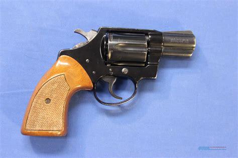 Colt Cobra Revolver 38 Special For Sale