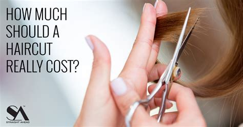 How Much Should A Haircut Really Cost?  Straight Ahead Beauty  Usa  Flat Iron Reviews