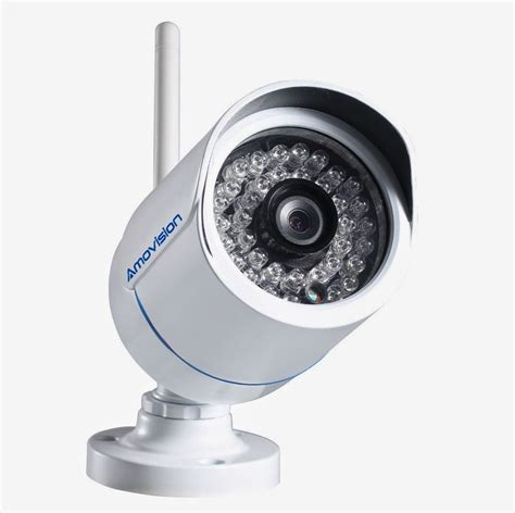 Outdoor Ip Camera Amovision Amq6320wifi  Gadget Victims