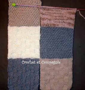 Tricoter Un Plaid En Grosse Laine : tricoter une plaid ~ Melissatoandfro.com Idées de Décoration