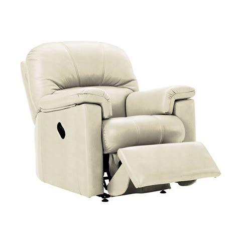 plan chloe power recliner leather armchair small leekes
