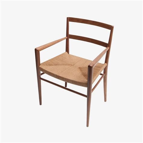 woven seat dining chair by smilow furniture