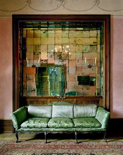 antique mirror tiles stylin tiling erika brechtel