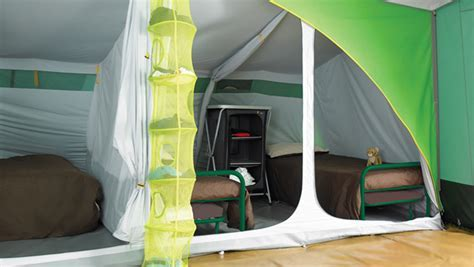 Spacious and Comfortable Accommodation from Eurocamp