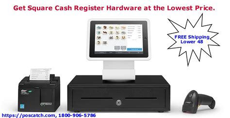 square cash register