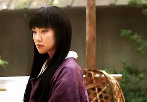 Aoi Yu as Takani Megumi in Rurouni Kenshin | Nippon Girls ...