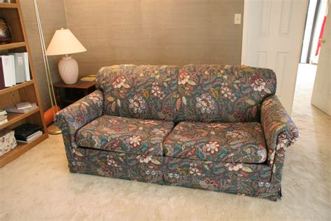 Loveseat Slipcover Pattern by Mostly Everything But Sewing 187 Sofa Slipcover