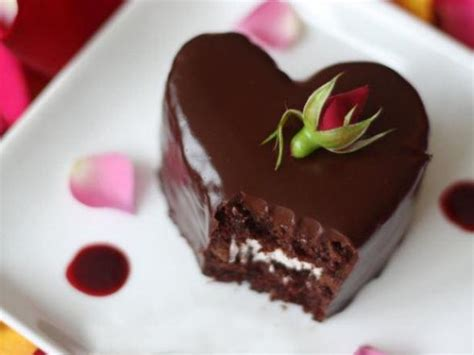 heart shaped valentines day cake recipe devour