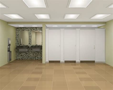 bathroom stall dividers material floor to ceiling braced commercial bathroom partitions