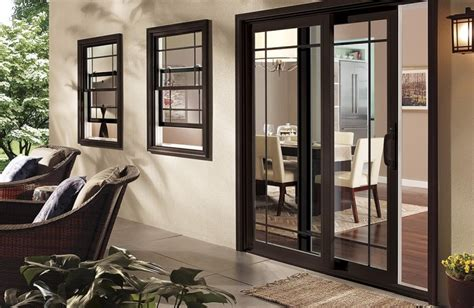 add the aesthetic value of a house with pella patio doors