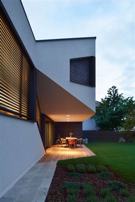 mezzanine house  elastik architecture ljubljana