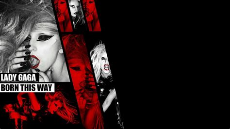 Download Lady Gaga Born This Way Wallpaper Gallery
