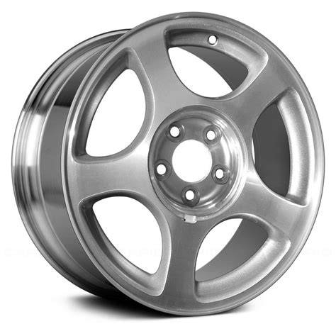 2000 ford mustang rims replace 174 ford mustang 2000 2004 16 quot remanufactured 5