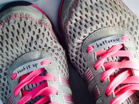 Running Shoe Charms ~ Custom Marathon Affirmation ~ Runner