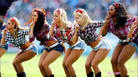 tennessee titans cheerleaders   squad youtube