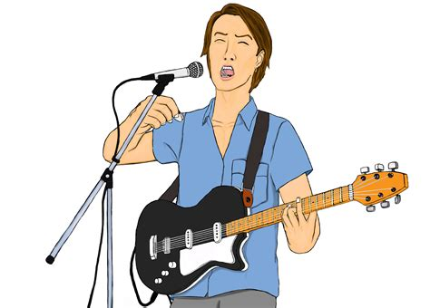Improve Stage Presence As A Lead Singer Singers Stage