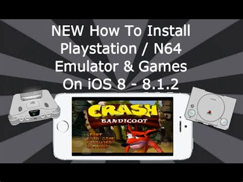 n64 emulator iphone install playstation n64 on ios 8 8 4 iphone