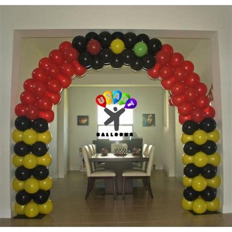 Balloon Arch Ideas