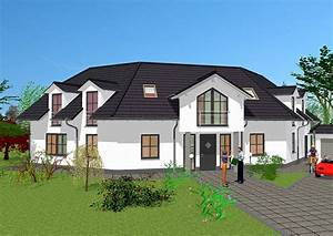 Modernes Landhaus Bauen : landhaus mit einliegerwohnung bauen mit gse haus ~ Bigdaddyawards.com Haus und Dekorationen