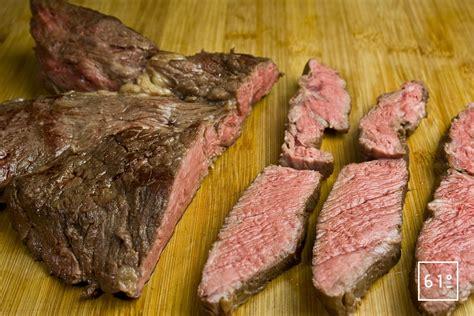 cuisiner basse cote basse côte de bœuf express sous vide recette 61 degrés