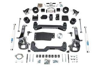 dodge ram   air ride suspension lift kit wd