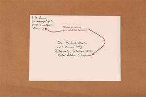How to Address an Envelope All the Different Ways - JAM Blog