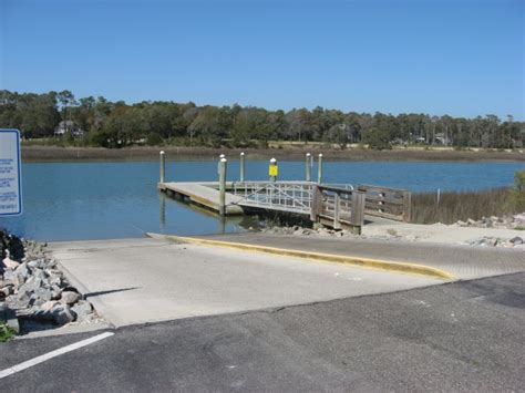 Central Park Boat Dock by Cherry Grove Park And Boat R City Of Myrtle