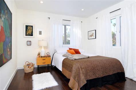 Schlafzimmer Vintage Modern by Vintage Modern Silverlake Bedroom Eclectic Bedroom