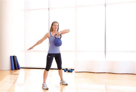 kettlebell upright rows bust workouts booster