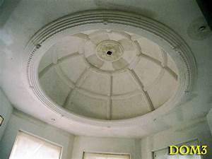 Domes Dallas Plaster Ornamental Plaster Dome Ceiling